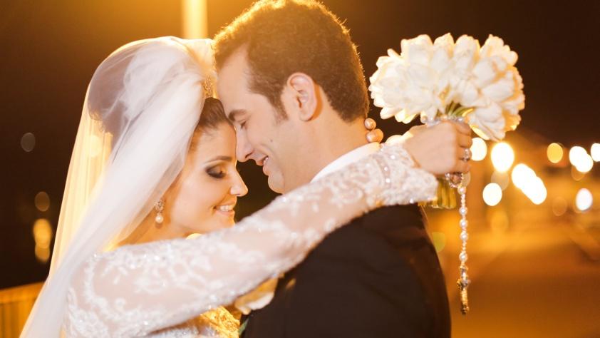 casamento abençoado