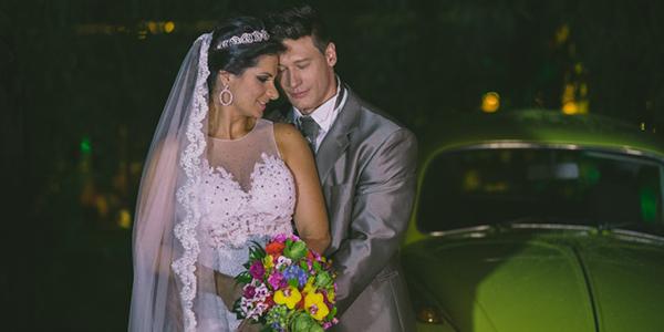 Casamento Fran e Toni Below